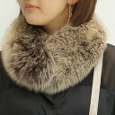 10 / 31 By 23:59 Tim sale price 13,650 Yen! Angelina フォックスファーティペット ( fur ) (collar) ( muffler Tippett FOX) ■ stall