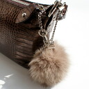 Fox (fur) glove holder / Small type■