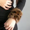 Mink & ロシアンセーブルファー (fur) cuffs (arms-sets) & Tippett ■