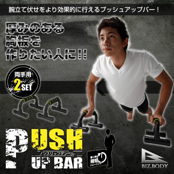 プッシュアップバー/WB228