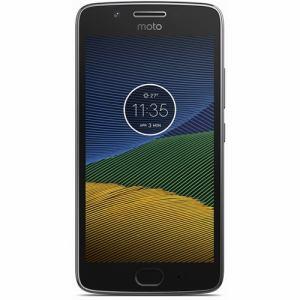 【納期約7~10日】モトローラ PA610105JP SIMフリースマートフォン Android 7.0・5型 「Moto G5」 16GB ルナグレー PA610105JP