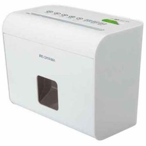 【納期約1~2週間】アイリスオーヤマ HS4SC マイクロカットシュレッダー A5サイズ ホワイト