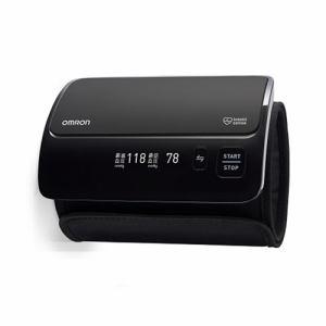 【納期約1~2週間】HEM-7600T-BKN [OMRON オムロン] 一体型上腕血圧計 ブラック HEM7600TBKN
