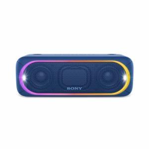 【納期約7~10日】SRS-XB30-L SONY ソニー Bluetooth対応 ワイヤレスポータブルスピーカー ブルー SRSXB30L