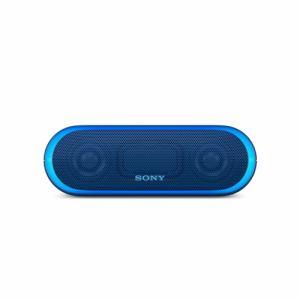 【納期約7~10日】SRS-XB20-L SONY ソニー Bluetooth対応 ワイヤレスポータブルスピーカー ブルー SRSXB20L