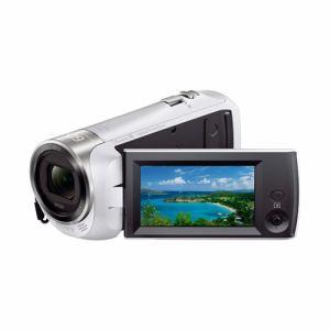 【納期約7~10日】HDR-CX470-W SONY ソニー デジタルHDビデオカメラレコーダー ホワイト HDRCX470W