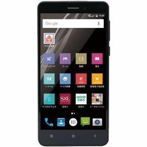 【納期約7~10日】EP-171EN/B Android搭載SIMフリースマートフォン EveryPhone EN ブラック EP171ENB