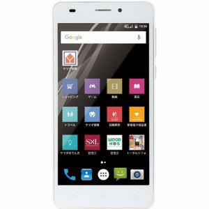 【納期約7~10日】EP-171EN/G Android搭載SIMフリースマートフォン EveryPhone EN ゴールド EP171ENG