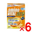 *6 20 aminovital R citric acid charge water Motoiri (4901001168989)
