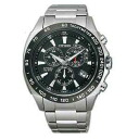 Atessa ATP53-3033 [CITIZEN citizen, eco-drive radio watch mens watch ATP533033