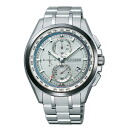 AT8045-53A[CITIZEN citizen ]ATTESA アテッサ-limited Eco drive radio time signal men