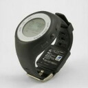 Running watch eight hours model with AR-2080GRE dark gray X white gray GPS for Edy