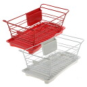 Richell Lacour (richellrakul) dresner & traced S size silver ion mixing Dish drainer basket white