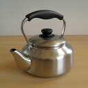 Sori Yanagi ( Souri yanagi ) stainless steel teakettle brushed 2.5 L Stainless kettle matt 2.5 L 10P13oct13_b