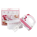 Heart heart electric hand mixer D-1128 10P22Nov13
