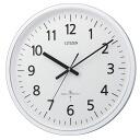CITIZEN (시민) 시계 3 웨이브 M827 전파 벽 시계 4MY827-003 fs04gm
