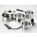 Swallow 3 (elephant) made in Japan handle detachable pot 4 point set steaming units with EM8283 fs3gm10P10Nov13