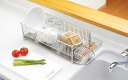 La base (reverse) NEW Dish drainer basket 3 points set slim (next to every other type) DLM-8775