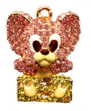 Tom&Jerry ジュエリーストラップ Jerry10P03Dec16