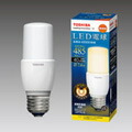 ☆ Toshiba E-CORE LED bulb T-shaped wide light 7. 4 W light bulb color E26 mouthpiece general light bulbs 40 W look at 485 lm LDT7LG