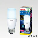 ☆ Toshiba E-CORE LED bulb T-shaped wide light 7. 4 W day white E26 mouthpiece general light bulb 60 Watt equivalent form 810 lm insulation materials construction equipment for LDT7NGS