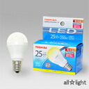 ☆ Toshiba E-CORE LED bulb mini krypton form 3. 7 W bulb hue our E17 base miniature lamp 25 W murderously our 250 lm insulation materials construction equipment for LDA4LHE17S [special sale! ≫