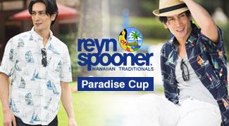 reyn spooner★Paradise Cup