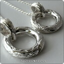 Hawaiian jewelry necklace pair pendant Etani tea SILVER925 amb_pd071020_pair