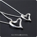 Hawaiian jewelry necklace pair pendant Rinehart SILVER925 fpd59311pair