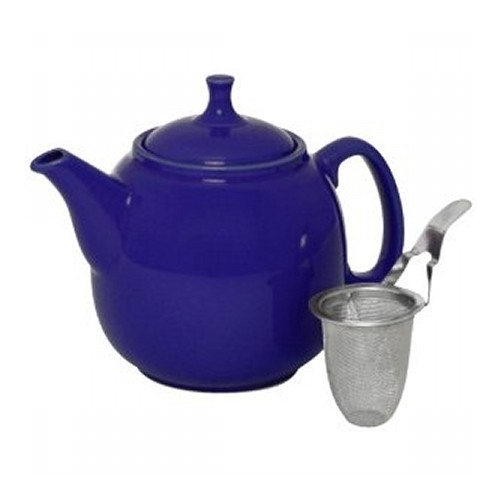 Alphaespace rakuten global market blue chantal tea for couples teapot with stainless steel - Chantal teapots ...