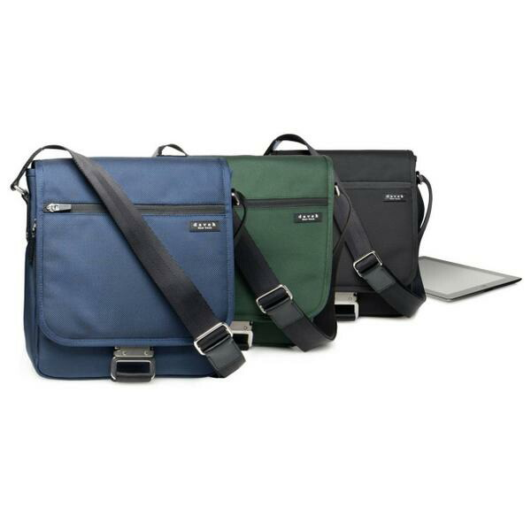 Ballistic Nylon Shoulder Bag 19