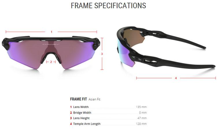 oakley prizm lenses golf 3mvv  Prizm Golf with highest lens technology