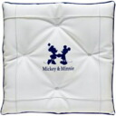 -Cushion (綿入 square / white) ★ MM Noir ★ ★ car accessories ★