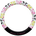 ●Steering wheel cover (black )★ MM pop ★★ car article)★