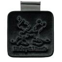 ● pressing cushion / square (black) ★ Mickey Minnie press ★ ★ car accessories ★ [708002]