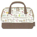 ●[KGA1] pouch type lunch bag ★ French★