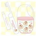 -Toothbrush set (Pink)