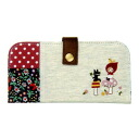 Card holder red hood ★ fairy tale ★
