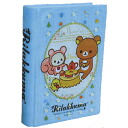 -Tissue book (blue) ★ forest rilakkuma series ★ ★ car accessories ★