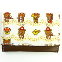●Memory of the 10th anniversary of card case ★ rilakkuma Wonderland ★★★