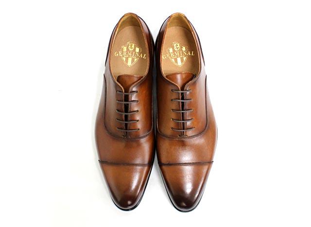ストレートチップ本革 革靴 ...