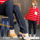 Is excellent at the size Lady's underwear ■ powder denim stretch skinny pants which M ... has a big; wear; the beauty leg silhouette ■ Marilyn original M L LL 3L 4L 5L 6L 11 13-15-17-19 size grain same as a feeling revolution