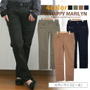 ■ PANTS pants straight underwear color underwear L LL 3L 4L 11 13 15 17 [[WC-0085]] to match coordinates in the form that length straight underwear is standard for L ... big size Lady's underwear ■ stretch 10 Slightly bigger