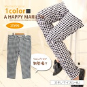 L ... big size Lady's skinny pants ■ gingham checked pattern stretch skinny pants ■ original underwear L LL 3L 4L 5L 6L 11 13 15 17 19 21 [[MYP-2361GCHL]] **[[434014]] Slightly bigger (gingham check black black fashion summer clothes in the spring and summer)