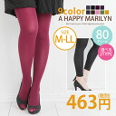 M ... plain leggings & tights M L LL 3L 3l 11 13 15 Stocking Tights of 80 big サイズレディースタイツレギンスレギング ■ deniers