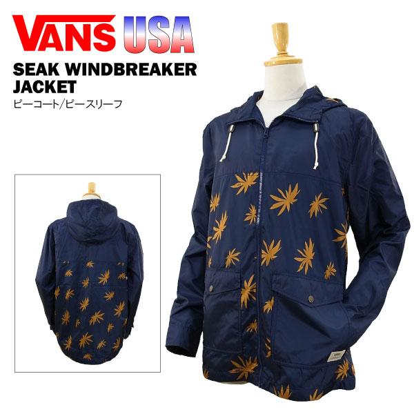 amb | Rakuten Global Market: Vans seeking windbreaker jacket