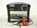 Automobile battery charger with Omega Pro OP-0001 battery - charger