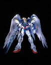 Gundam Wing Endless Waltz 1/144 Wing Gundam Zero Custom Plastic Model(Released)