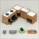 Sylvanian Families - Furniture: Kitchen Set(Released)