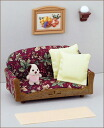 Sylvanian Families - Furniture: Sofa(Back-order)